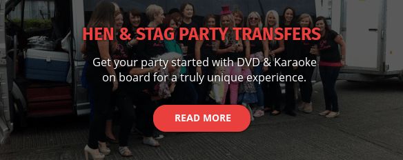 Hen & Stag Party Transfers